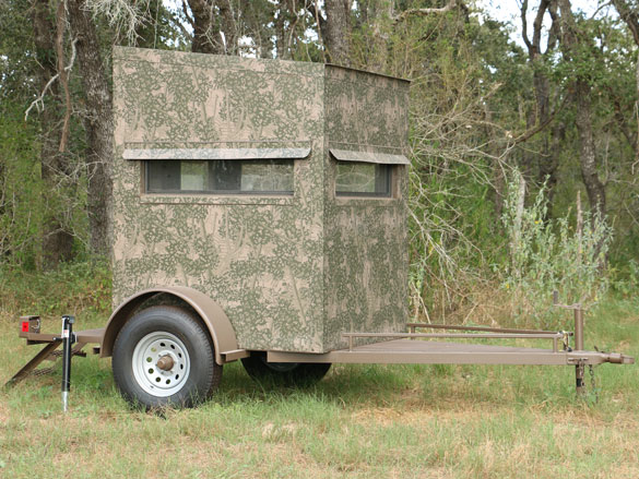 Deer Blinds Lyssy Amp Eckel Feeds